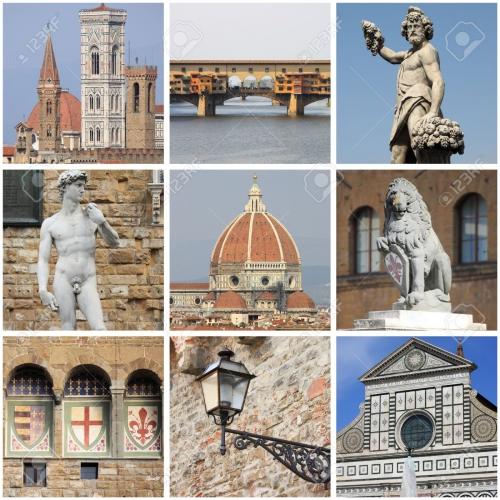18791897-Collage-des-monuments-de-Florence-Italie-Banque-d'images.jpg